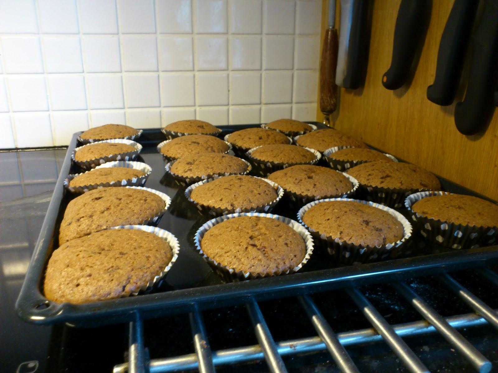 sega muffins utan ägg